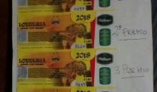 Questi i numeri vincenti della lotteria della Zeza di Mercogliano 2018.